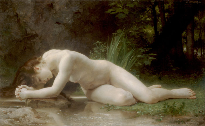 Biblis, 1884 Bouguereau, William Painting Reproductions