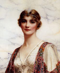 Wontner, William Clarke The Fair Persian,  1916 Art Reproductions