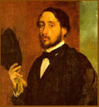 Edgar Degas Paintings