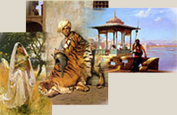 Orientalism Oil Paintings, Orientalism Oil Painting Reproductions