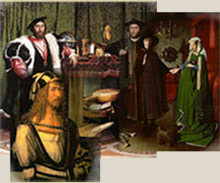Northern Renaissance Oil Paintings, Northern Renaissance Oil Painting Reproductions