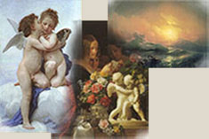 Academic Classicism Oil Paintings, Academic Classicism Oil Painting Reproductions