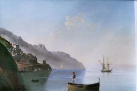 Oil Paintings Reproductions Aivazovsky