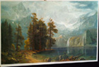Bierstadt Paintings Reproductions