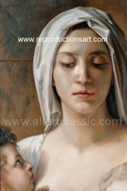 Oil Paintings Reproductions Bouguereau, William