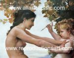 Bouguereau Paintings Reproductions