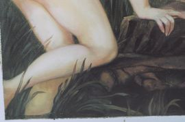 Oil Painting Reproductions Edward Coley Burne-Jones