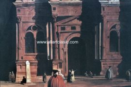 Art Reproductions Canaletto Reproductions