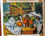 Cezanne Paintings Reproductions