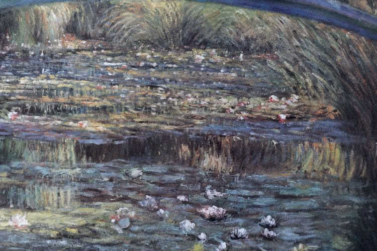 Claude_Oscar_Monet_MOC001N_C Reproductions Painting-Zoom Details