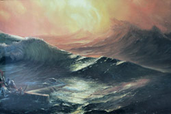 Oil Paintings Reproductions Aivazovsky, Ivan Constantinovich