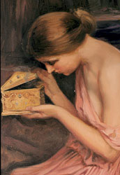 Oil Paintings Reproductions  Waterhouse, John William