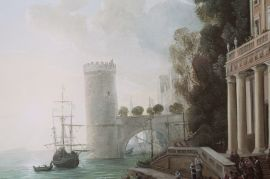 Oil Paintings Reproductions Claude Lorrain