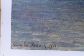 Art Reproductions Claude Oscar Monet