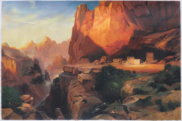 Thomas Moran Reproductions