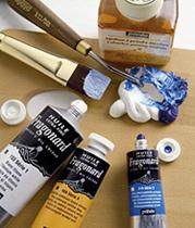 Art Reproductions Materials